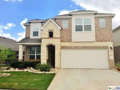Killeen Single Family Home For Sale: 3410 Rusack
