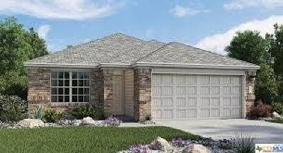 New Braunfels Single Family Home For Sale: 110 Meadow Path