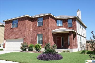 Killeen Single Family Home For Sale: 9100 Dunblane
