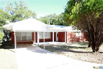 Lampasas Single Family Home For Sale: 209 Skyview Drive