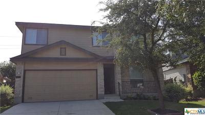 New Braunfels Single Family Home For Sale: 2380 Medina