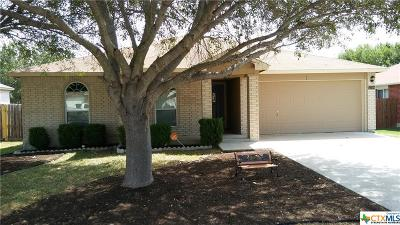 Killeen Single Family Home For Sale: 5300 Two Step