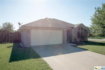 Killeen Single Family Home For Sale: 3614 Amanda Drive