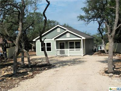 Canyon Lake Single Family Home For Sale: 1019 Park View