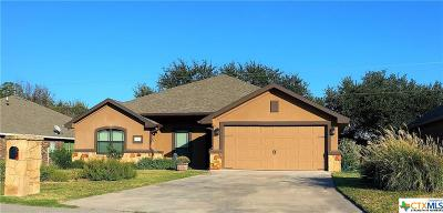 Temple Single Family Home For Sale: 231 Sheridan Loop