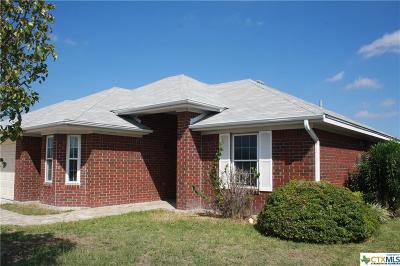 Killeen Single Family Home For Sale: 1607 Denise