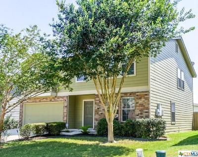 Cibolo Single Family Home For Sale: 113 Gatewood Cliffs