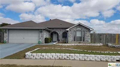 Killeen Single Family Home For Sale: 2301 Lava