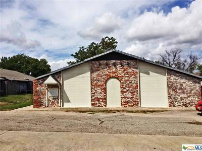 Killeen Multi Family Home For Sale: 1129 Wales Drive #A-D