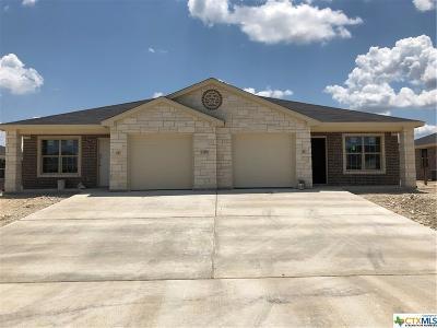 Killeen Multi Family Home For Sale: 1206 Vanguard Lane