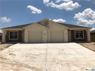 Killeen Multi Family Home For Sale: 1208 Vanguard Lane