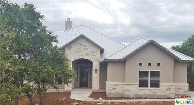 New Braunfels Single Family Home For Sale: 1042 Steeple Run