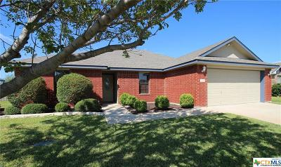 Killeen Single Family Home For Sale: 2907 Westwood Drive