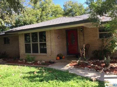 San Marcos Single Family Home Pending Take Backups: 503 Franklin Dr
