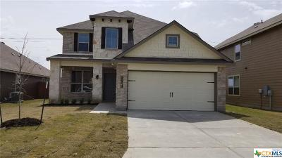 Temple Single Family Home For Sale: 7721 Northgate Loop