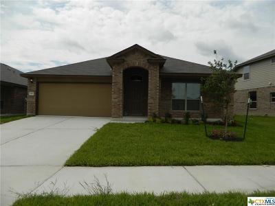 Killeen Single Family Home For Sale: 1412 Shims Boulevard
