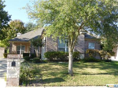 Temple Single Family Home For Sale: 404 Park Place Lane