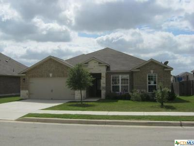 New Braunfels Single Family Home For Sale: 361 Callalily