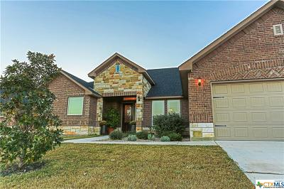 Killeen Single Family Home For Sale: 5101 Founders Trail