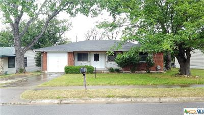 Copperas Cove Single Family Home For Sale: 911 25th Street
