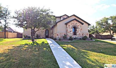 Nolanville Single Family Home For Sale: 1520 Harvest Drive