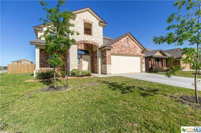 Jarrell TX Single Family Home For Sale: $215,000