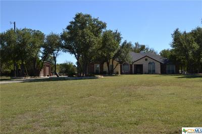 Kempner Single Family Home For Sale: 1315 County Road 3150