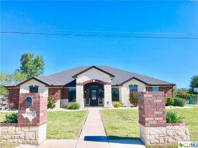 Kempner Single Family Home For Sale: 1613 Homestead Drive