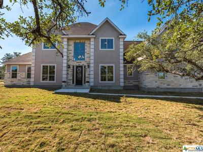 New Braunfels Single Family Home For Sale: 266 Cambridge Drive