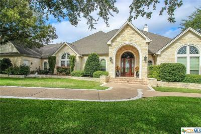 Temple TX Single Family Home For Sale: $825,000