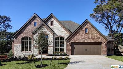 Comal County Single Family Home For Sale: 593 Bottlebrush Court