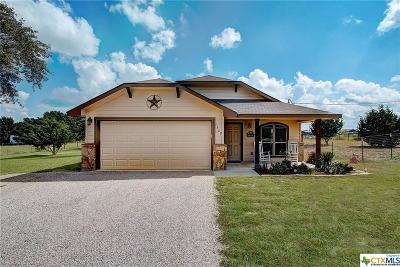 Liberty Hill TX Single Family Home For Sale: $220,000
