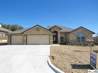 Harker Heights Single Family Home For Sale: 2023 Henrietta
