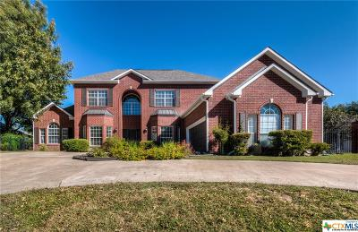Salado Single Family Home For Sale: 806 Indian Trail