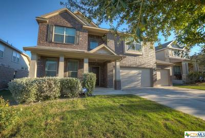 Comal County Single Family Home For Sale: 6206 Desert Rose