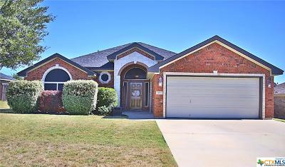 Belton Single Family Home For Sale: 3102 Sarita Cove