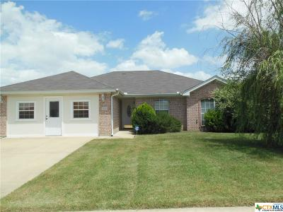 Killeen Single Family Home For Sale: 4106 Esta Lee