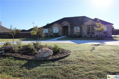 Coryell County Single Family Home For Sale: 903 River Road