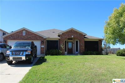 Harker Heights Single Family Home For Sale: 406 Reservation