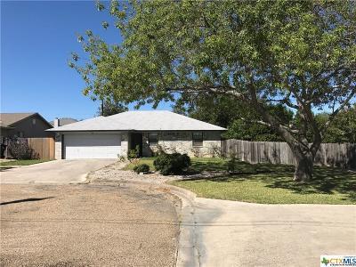 Nolanville Single Family Home For Sale: 132 Jordan Loop