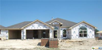 Harker Heights Single Family Home For Sale: 2025 Henrietta