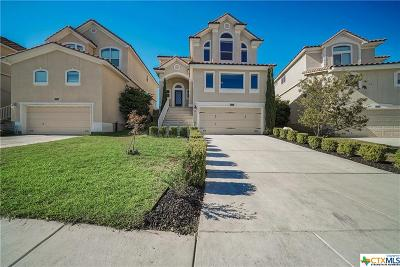 San Antonio Single Family Home For Sale: 25535 Tranquil Rim