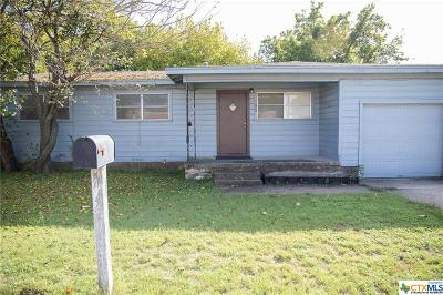 Copperas Cove Single Family Home For Sale: 102 Robertson Avenue
