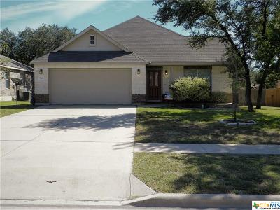 Killeen Single Family Home For Sale: 5702 Tumbled Stone Drive