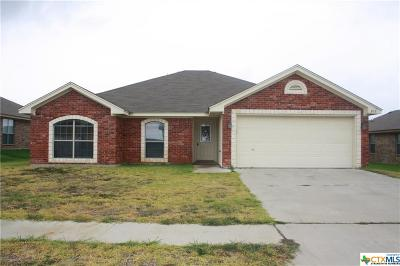 Killeen Single Family Home For Sale: 303 Sandra Sue