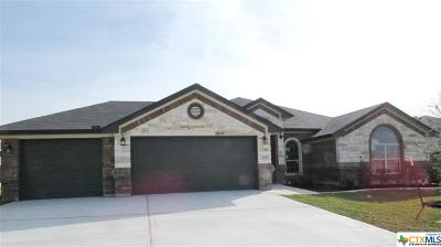 Harker Heights Single Family Home For Sale: 2029 Henrietta