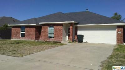 Killeen Single Family Home For Sale: 6201 Temora