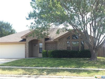 Killeen Single Family Home For Sale: 5008 James