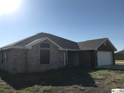 Killeen Single Family Home For Sale: 3106 Hydrangea