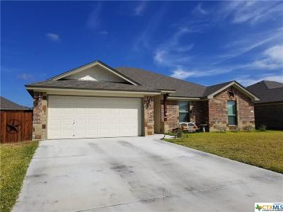 Copperas Cove Single Family Home For Sale: 3442 Plains Street